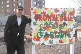 Gardening in Bronzeville Image